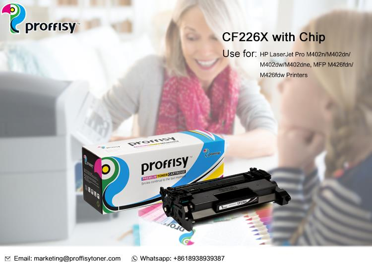 Compatible For HP 226X Toner Black