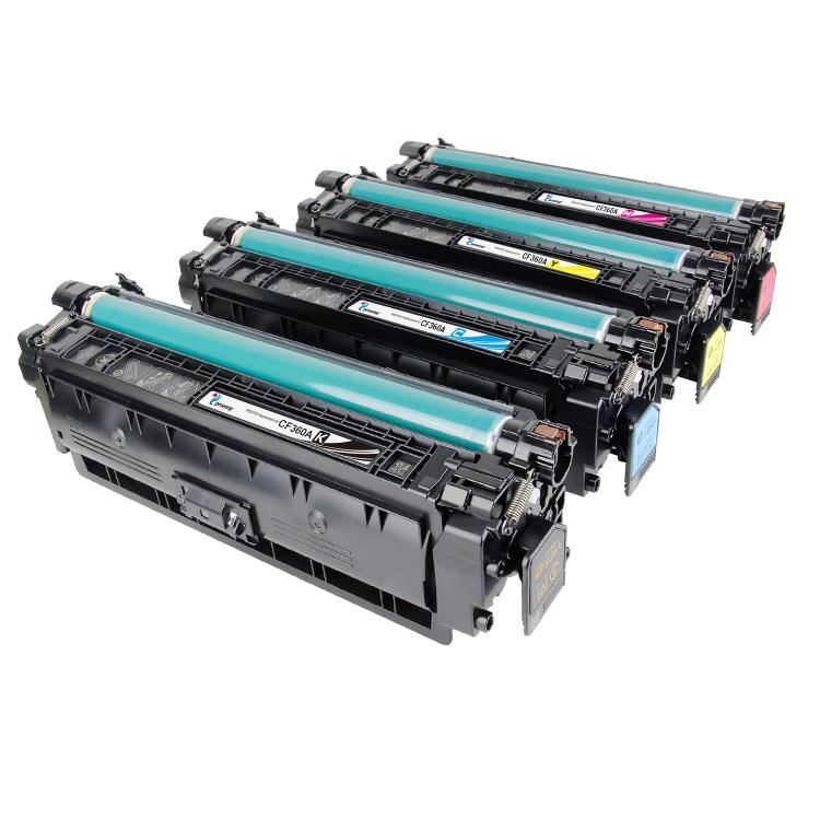 Compatible For HP 508A Toner Color