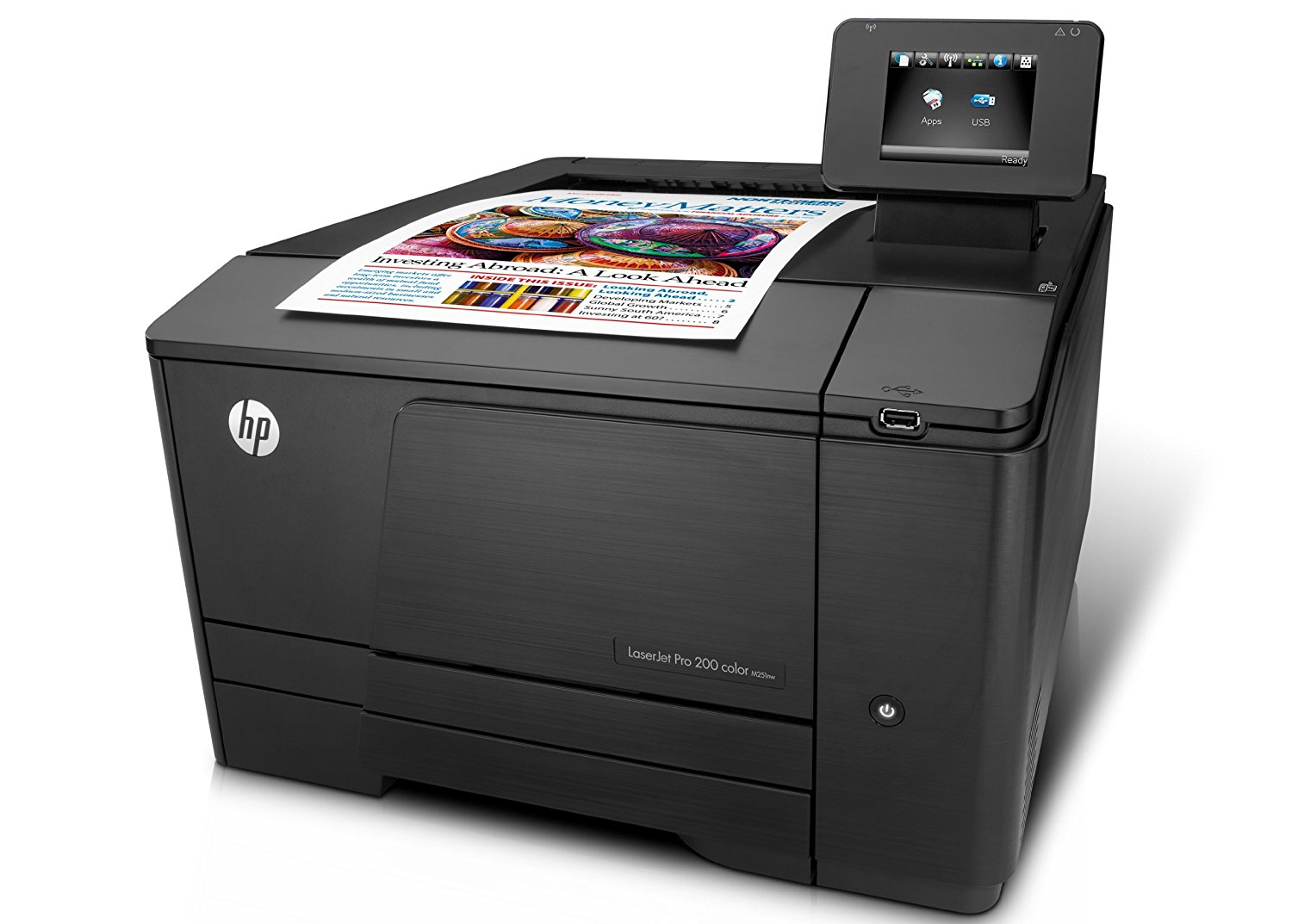 How to Reset Your HP LaserJet Pro 200 Color M251nw